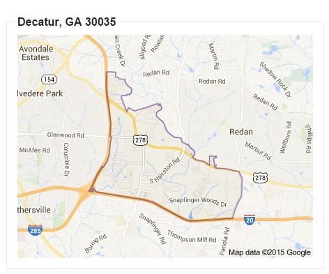 Real Estate Search 30035 Decatur GA