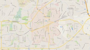Look At Decatur GA Zip Code Maps And Real Estate