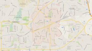 Look At Decatur GA Zip Code Maps And Real Estate