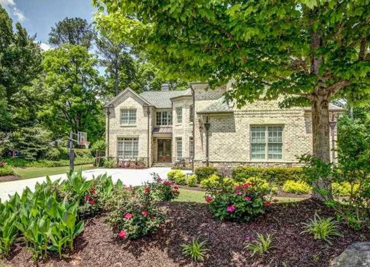 Newer Home In Decatur GA Oak Grove