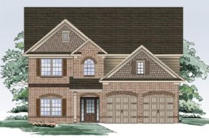 Hancock Heights Decatur Subdivision Of New Homes